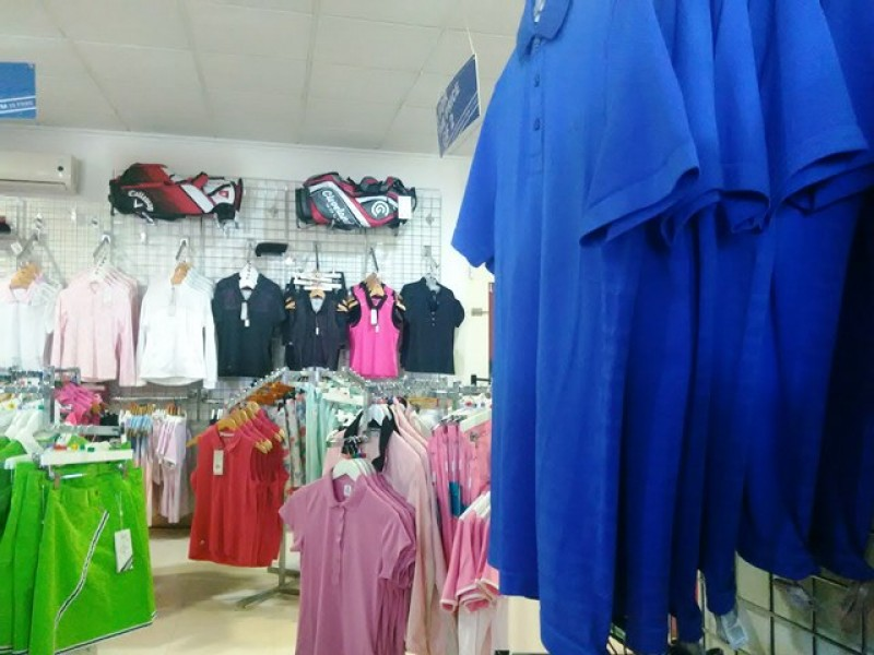 Three for two golf clothing at The Great Golf Company Balsicas