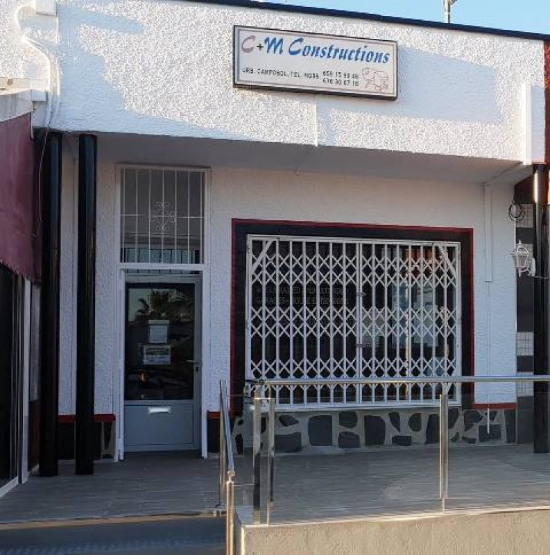CM Construction, General Builder services, Extensions and property reforms based Camposol and Mazarron surrounding Areas