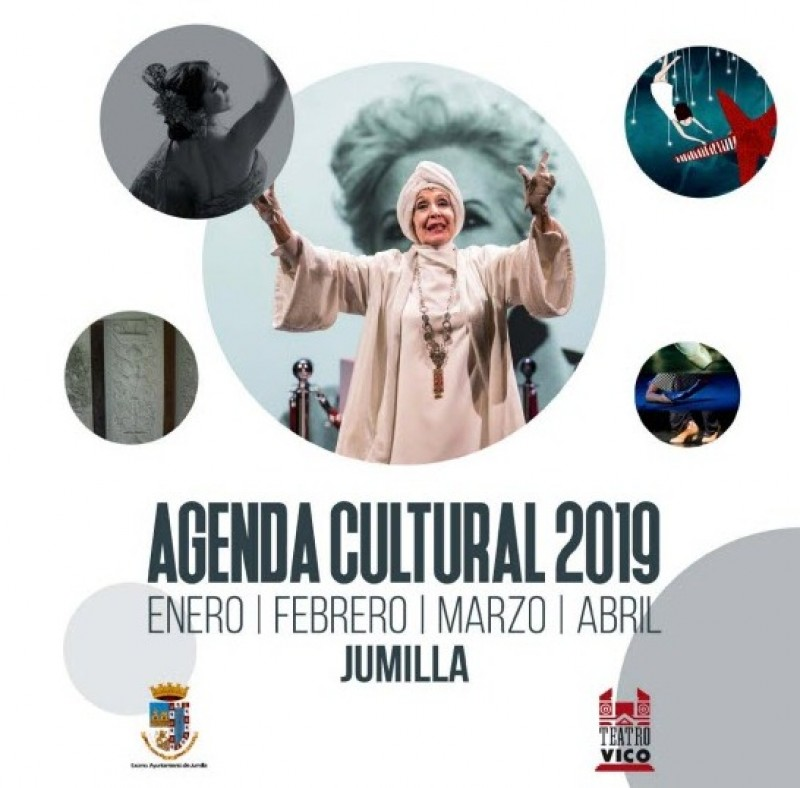 <span style='color:#780948'>ARCHIVED</span> - What's on in Jumilla, cultural agenda from February to April 2019