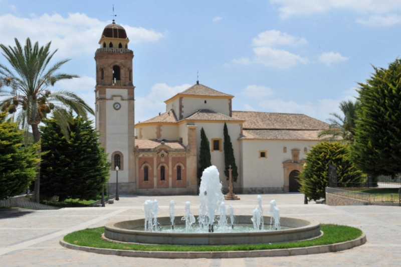 <span style='color:#780948'>ARCHIVED</span> - Saturday 2nd March: Guided visit of the Lorca church of Virgen de las Huertas and the Moorish palace beneath