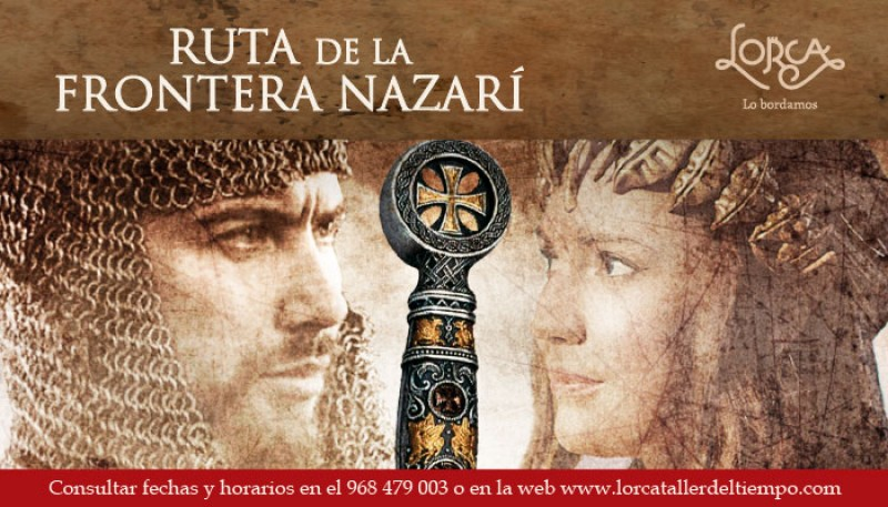 24th February Guided route to discover the Nazrid Frontier (Lorca- Vélez Blanco)