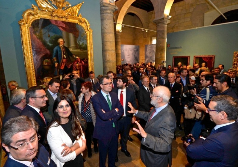 <span style='color:#780948'>ARCHIVED</span> - Extra guided visits at major art exhibition in the city of Murcia