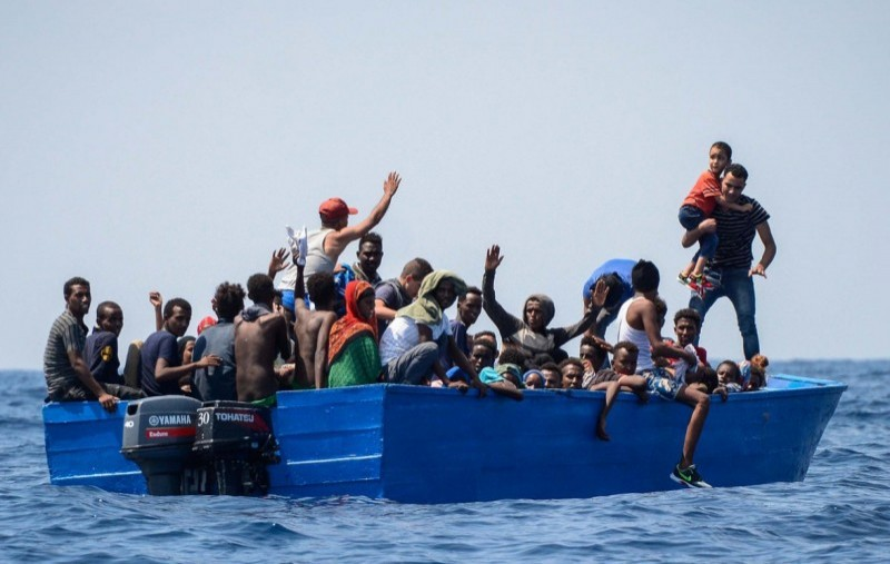 <span style='color:#780948'>ARCHIVED</span> - Over 1,000 migrants died trying to reach Spain last year