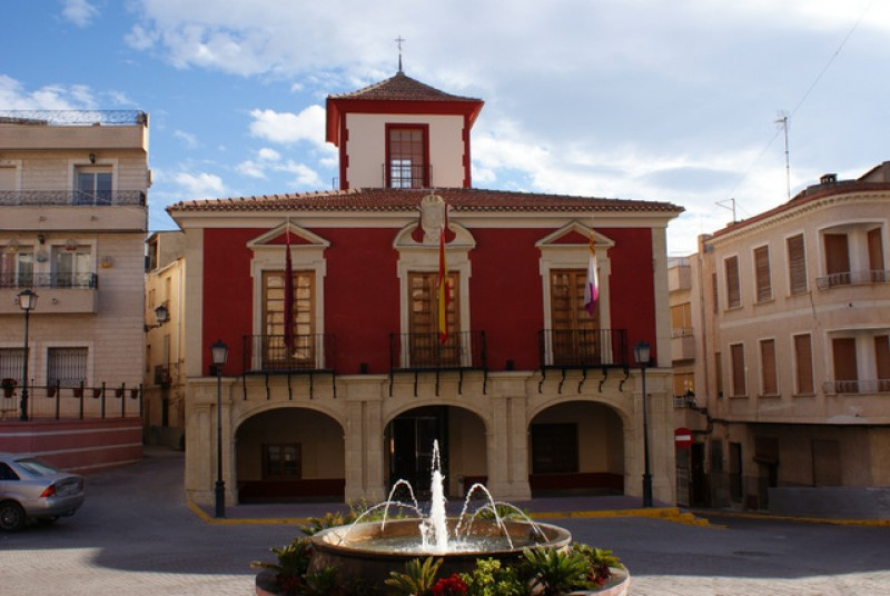17th March Abanilla: Free ENGLISH language tour of the historic town centre
