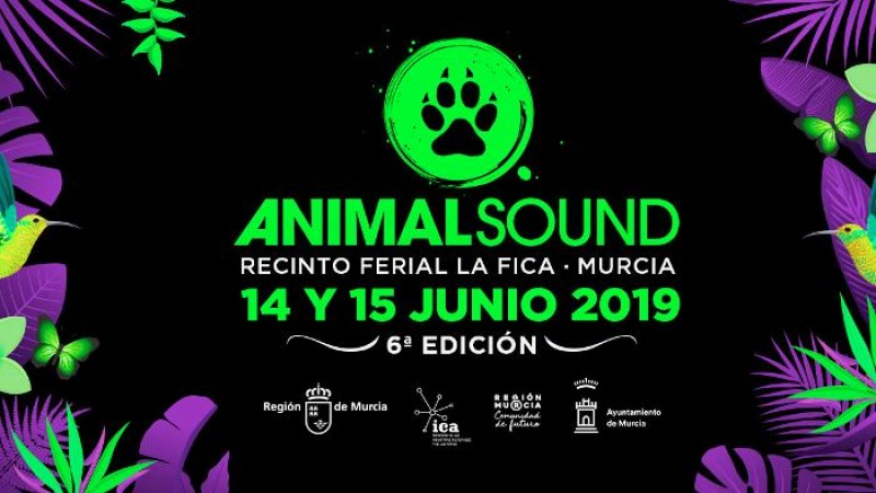 <span style='color:#780948'>ARCHIVED</span> -  14th and 15th June 2019 Animalsound Festival Murcia