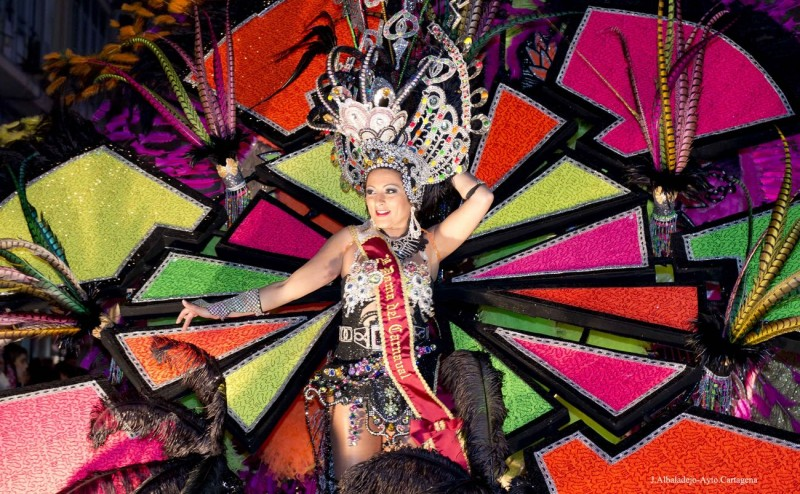<span style='color:#780948'>ARCHIVED</span> - 22nd February to 5th March Carnival in Cartagena