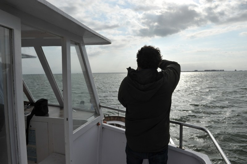 9th March free boat trip on the Mar Menor (Spanish commentary)