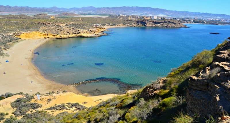 19th May 4km FREE guided walk along four wild beaches in the Águilas municipality