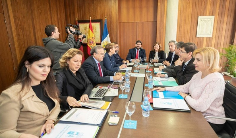 New medical centre on the way in Lo Pagán