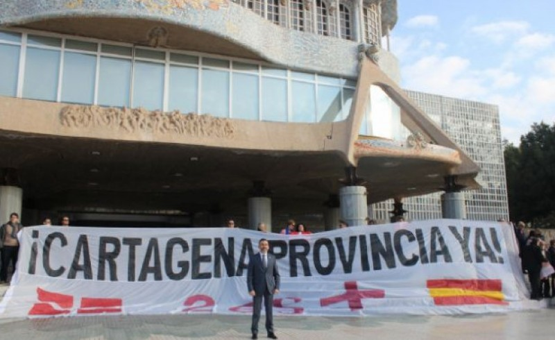Former Cartagena Mayor repeats demands for a separate province