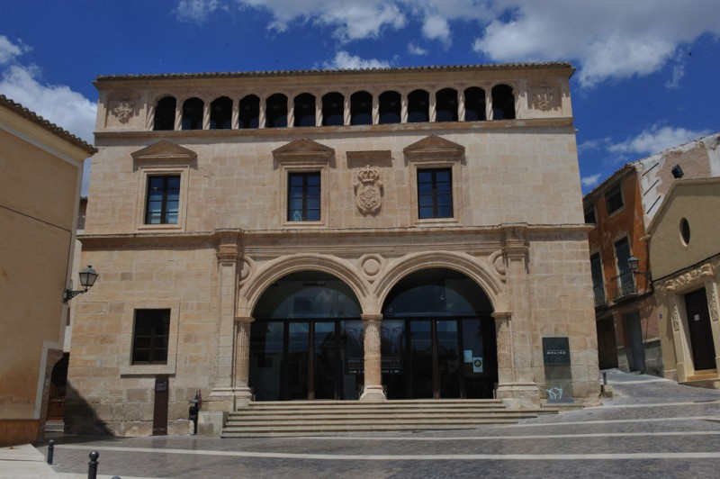 12th May Jumilla Free guided tour of Archaeological Museum and old quarter