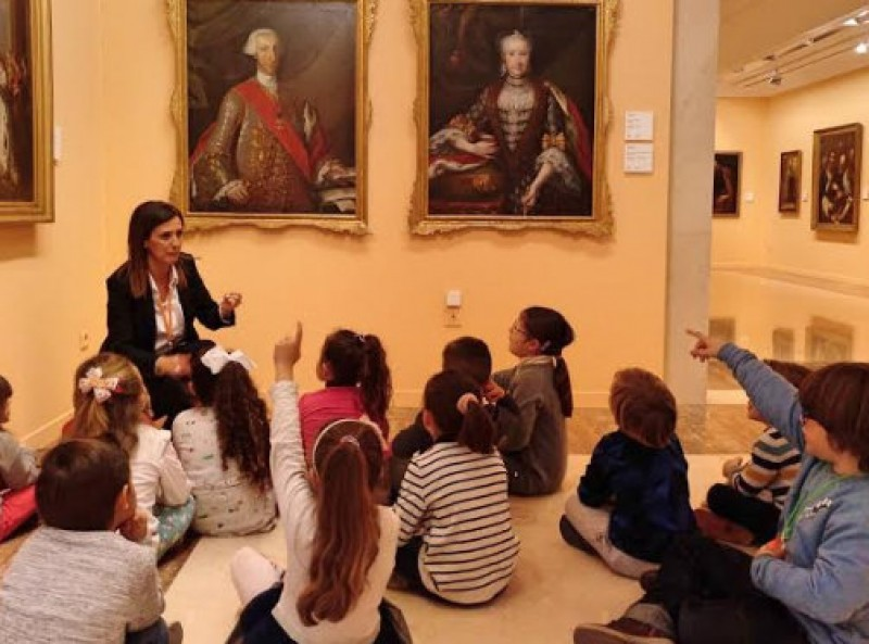 Overnight sleepovers in Murcian museums for children in Murcia and Mula