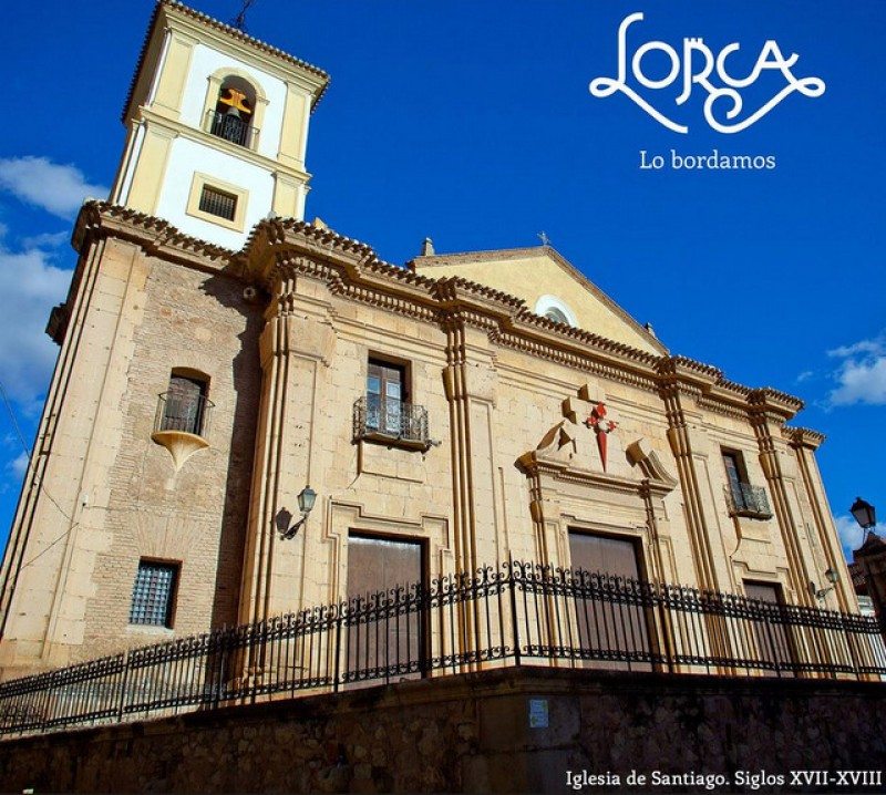 11th April FREE GUIDED TOUR of monumental Lorca in ENGLISH