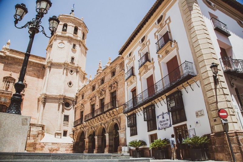 9th May FREE GUIDED TOUR of monumental Lorca in ENGLISH