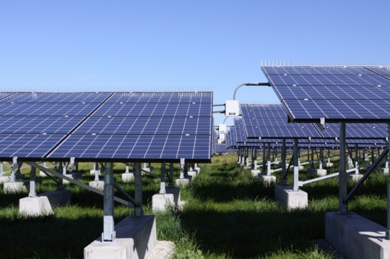 Huge solar power farm in Campos del Río backed by the Town Hall