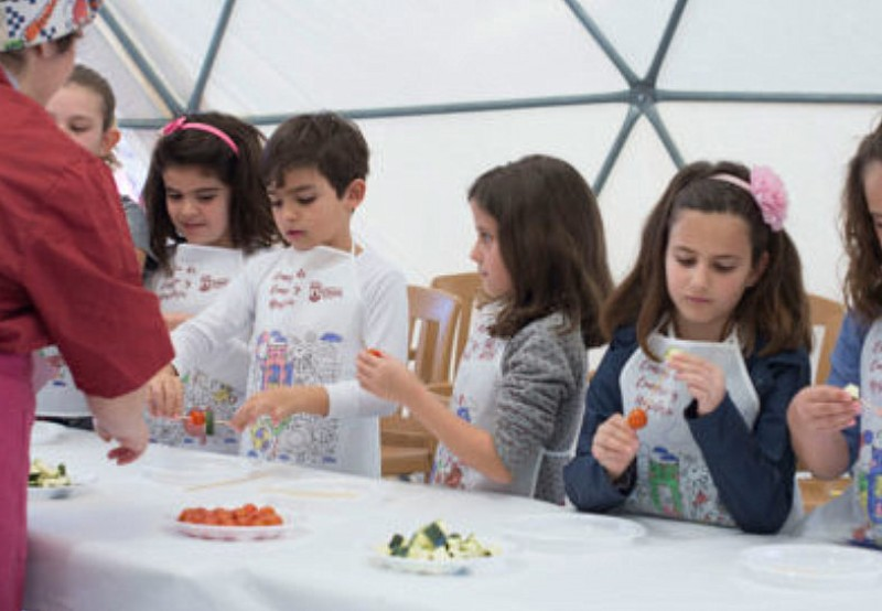<span style='color:#780948'>ARCHIVED</span> - 7th to 10th March SaborArte gastronomic festival at the Floración in Cieza