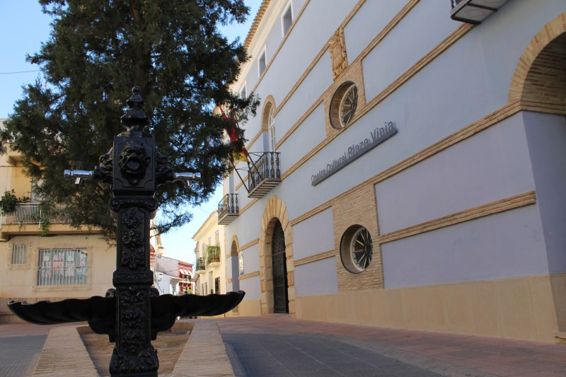 Alhama de Murcia free English language guided audiotour