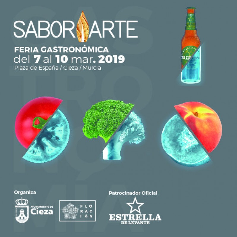 <span style='color:#780948'>ARCHIVED</span> - SaborArte gastronomic festival in Cieza 7th to 10th March as the countryside bursts into blossom