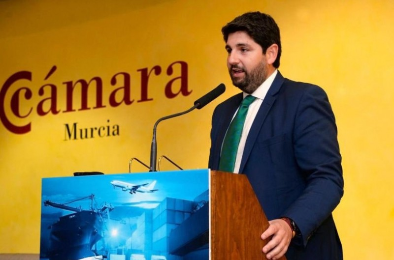 <span style='color:#780948'>ARCHIVED</span> - Murcia government pushing for Madrid and Barcelona flights at Corvera airport