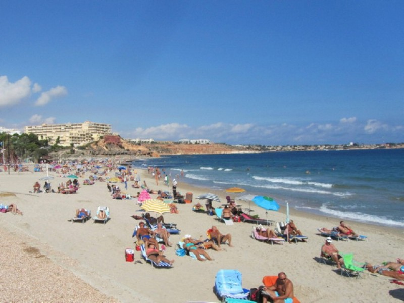 British visitors to Spain spent almost 8 per cent more this January than last year