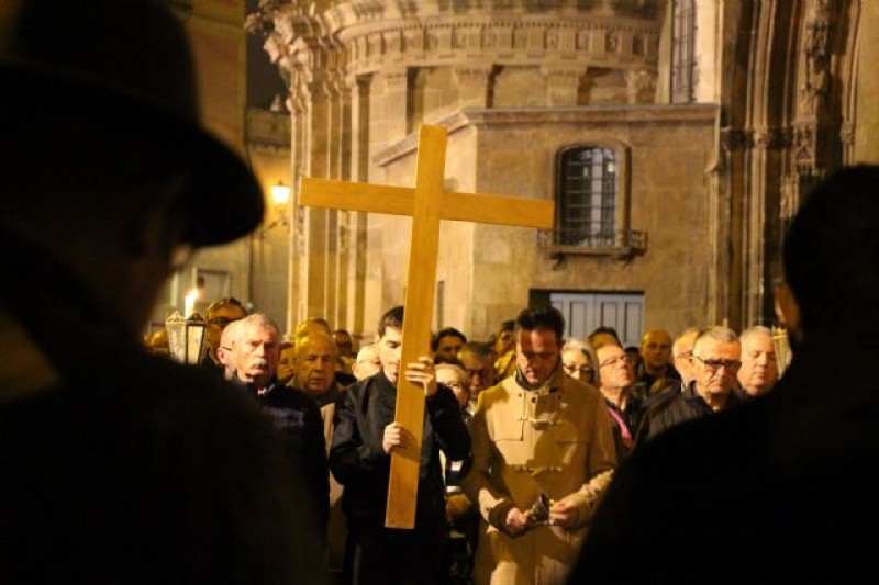 <span style='color:#780948'>ARCHIVED</span> - Semana Santa preliminary events under way on Ash Wednesday in Murcia and Cartagena