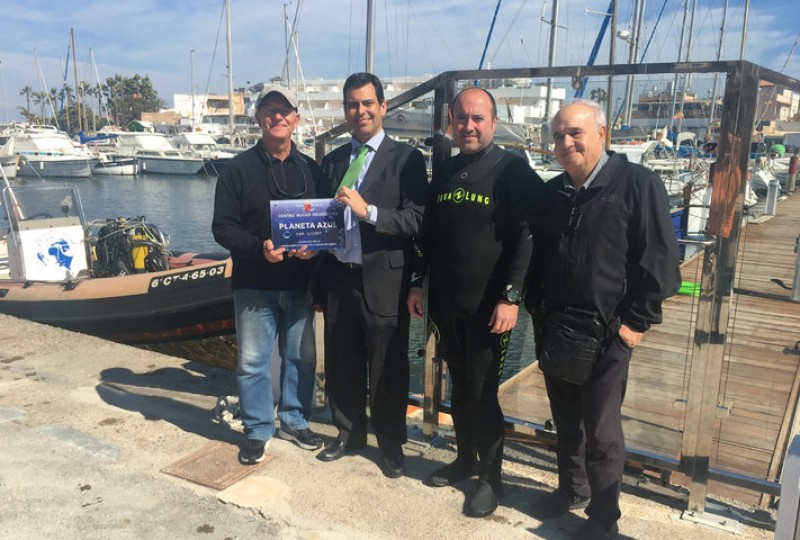 Quality and safety certification for Costa Cálida dive centres