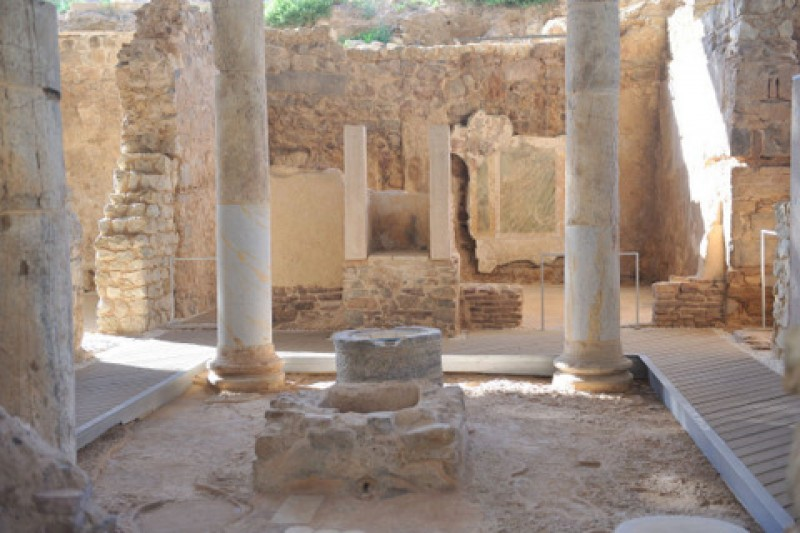 Saturday 27th April ENGLISH  language guided tour of Roman Cartagena