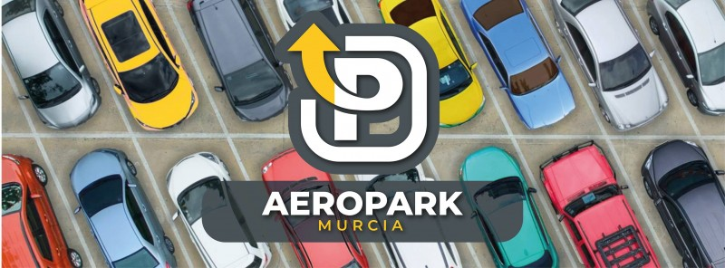 AeroPark Murcia for affordable and secure parking at Corvera airport