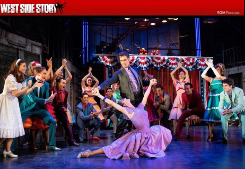 <span style='color:#780948'>ARCHIVED</span> - 14th to 17th November, West Side Story at the Auditorio Víctor Villegas in Murcia