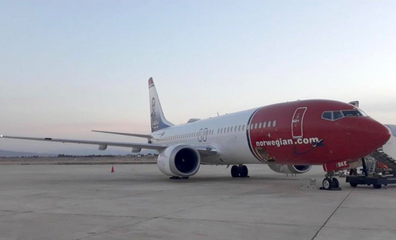 Oslo flights at Corvera could be jeopardized by 737 MAX grounding