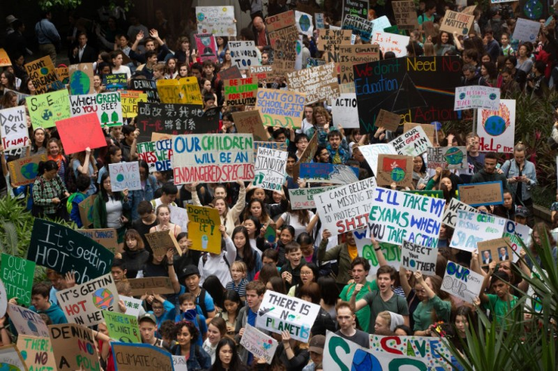 <span style='color:#780948'>ARCHIVED</span> - Fridays For Future strikes reach Murcia as teenagers demand climate change action