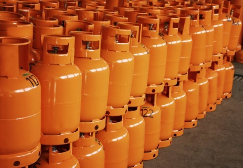 4.87 per cent price cut for butane gas canisters