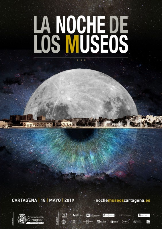 <span style='color:#780948'>ARCHIVED</span> -  Saturday 18th May La Noche de Los Museos in Cartagena