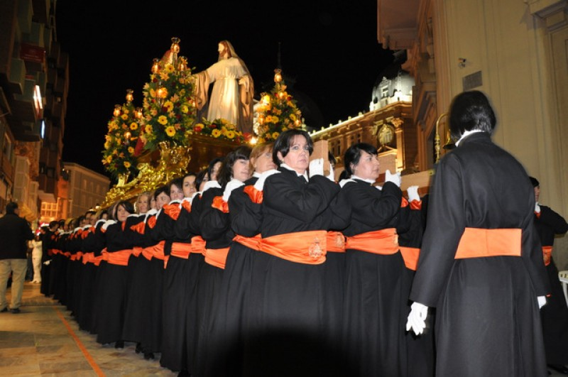 <span style='color:#780948'>ARCHIVED</span> - Friday 12th April  Día de la Patrona in Cartagena