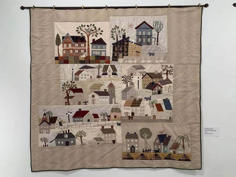 <span style='color:#780948'>ARCHIVED</span> - Patchwork by Elvira Sendra Vilaplana in Puerto Lumbreras