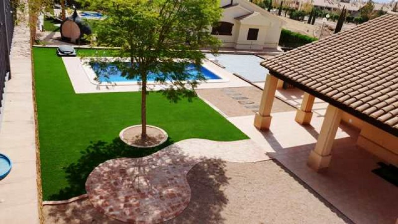 Home Space Homes and Gardens for all building, pool construction and garden improvement projects in the Murcia region.