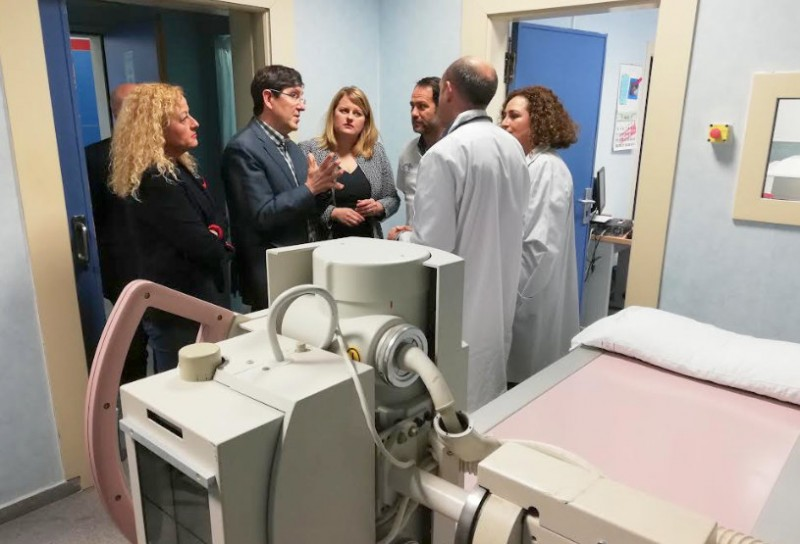 Afternoon x-ray services on the way for Mazarrón medical centre