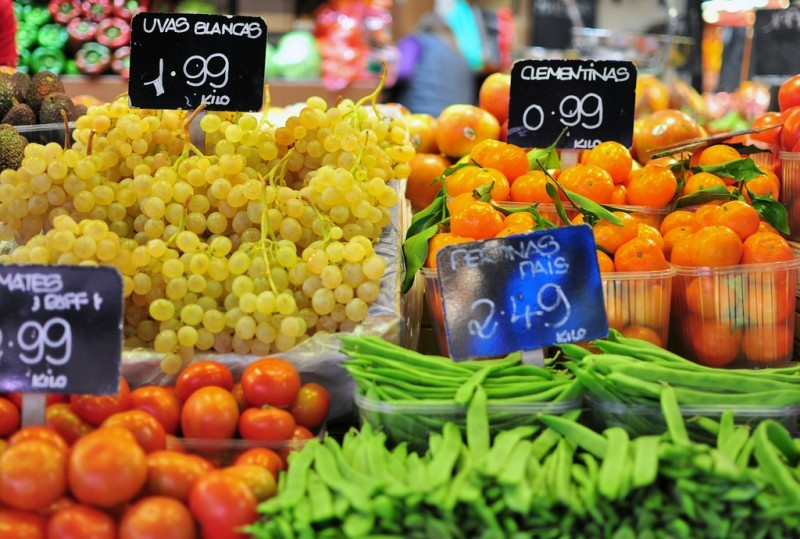 <span style='color:#780948'>ARCHIVED</span> - Murcia food markets aim to eliminate plastic bags