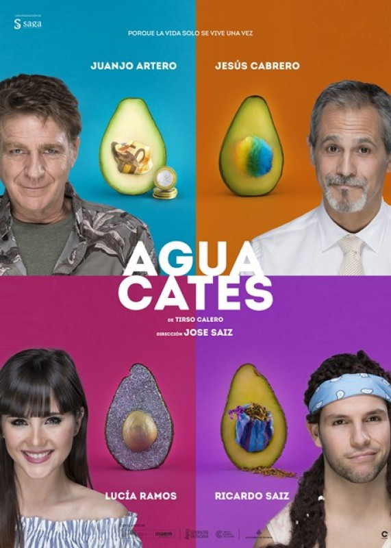 17th May Spanish language theatre in Águilas Aguacates