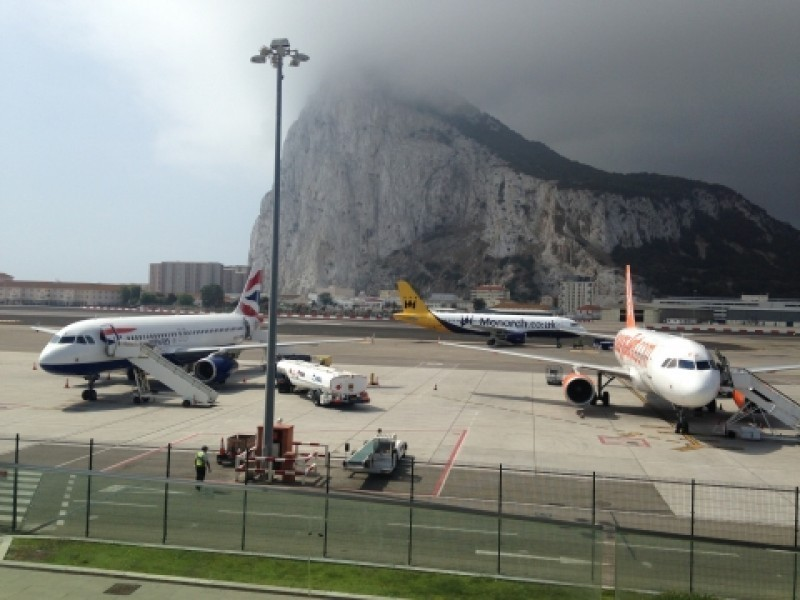 EU refers to Gibraltar as a British Colony in visa-free no-deal travel regulations