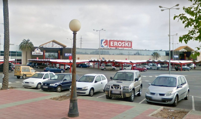 <span style='color:#780948'>ARCHIVED</span> - Cartagena Eroski could be incorporated into a large modern mall