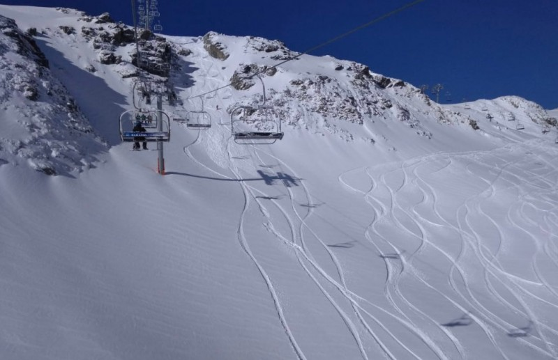 <span style='color:#780948'>ARCHIVED</span> - Ski resorts hope for bumper Easter as snow returns to northern Spain