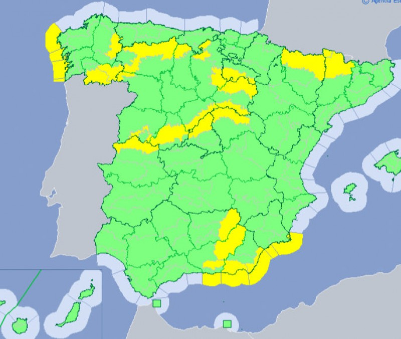 Ski resorts hope for bumper Easter as snow returns to northern Spain