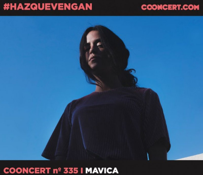 21st June, Mavica live in concert at the Auditorio Víctor Villegas in Murcia
