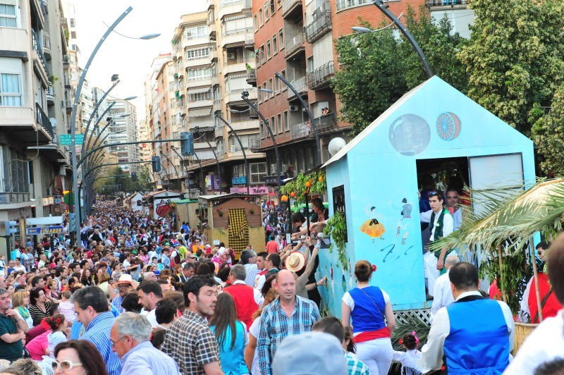 <span style='color:#780948'>ARCHIVED</span> - 21st to 28th April, Fiestas de Primavera 2019 in the city of Murcia