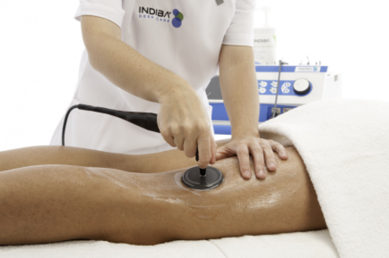 INDIBA DEEP CARE at Clínica Díaz Caparros in Cartagena: state-of-the-art rejuvenation treatment