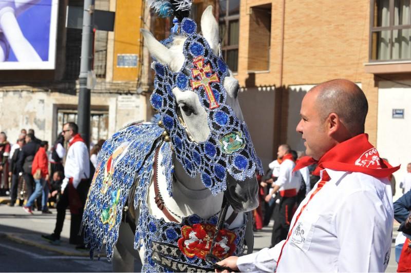 <span style='color:#780948'>ARCHIVED</span> - 24th April to 5th May Fiestas of the Santísima y Vera Cruz in Caravaca de la Cruz 2019