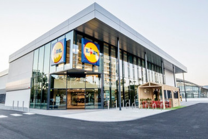 <span style='color:#780948'>ARCHIVED</span> - Lidl to open second supermarket in San Javier next month