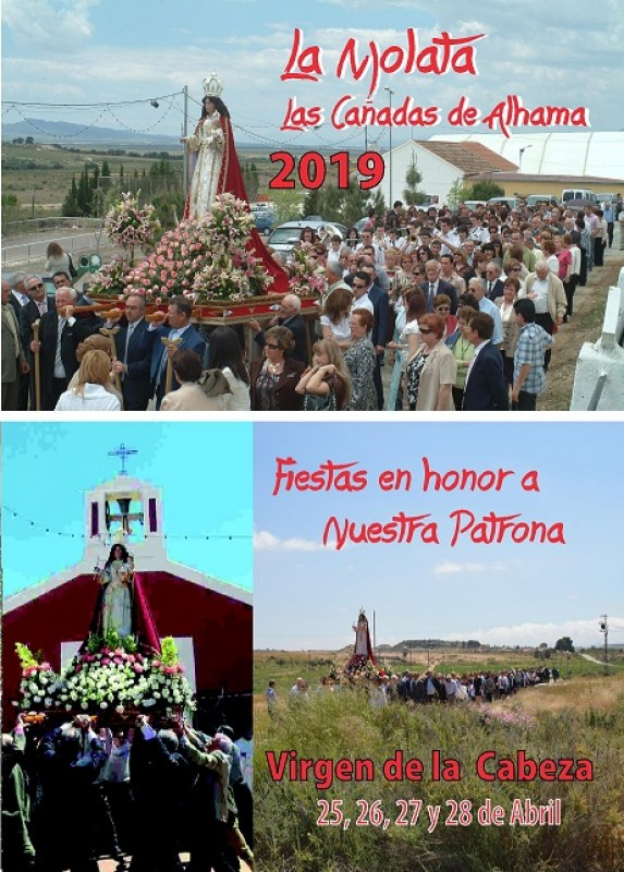 <span style='color:#780948'>ARCHIVED</span> - 22nd to 28th April What's on in the Alhama de Murcia municipality