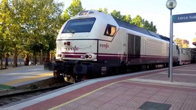 <span style='color:#780948'>ARCHIVED</span> - 362 expropriations planned in Lorca to build Murcia-Almería high-speed rail line